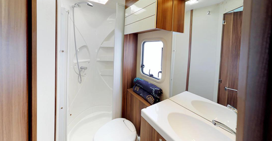 Operating the Toilet in Your Motorhome