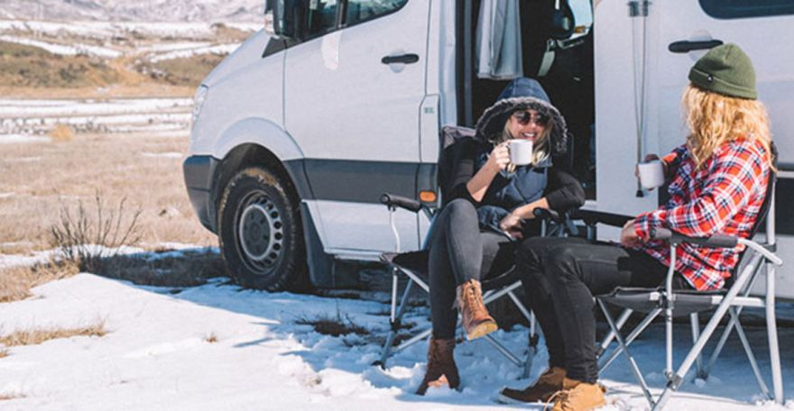 Top Tips to Drive a Motorhome in Winter