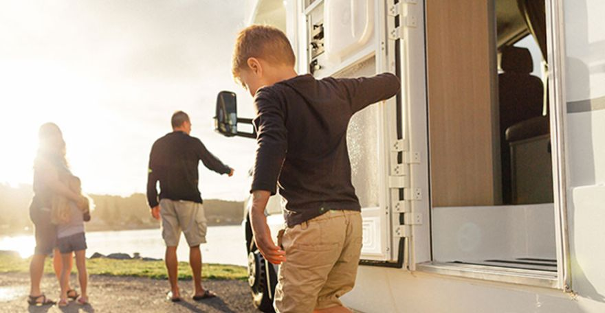 What Are The Benefits of Owning An RV?