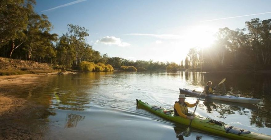 RV Friendly Towns in North East Victoria