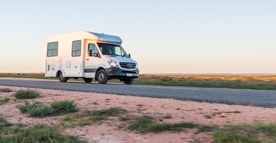 Driving a Motorhome Safely