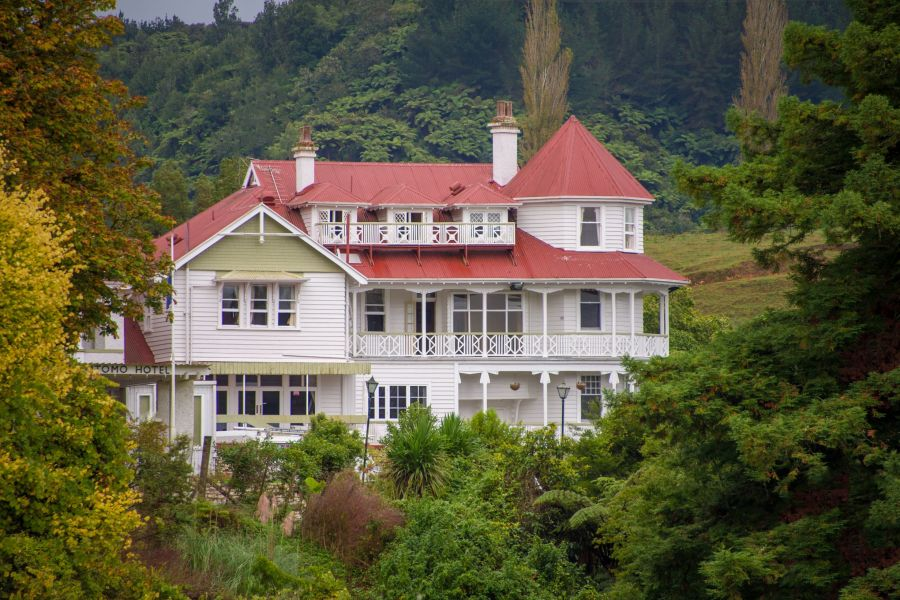 Waitomo Caves Hotel Accommodation
