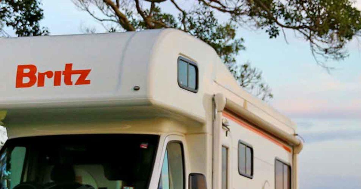 Campervan Hire Brisbane, Queensland | Britz Campervans AU
