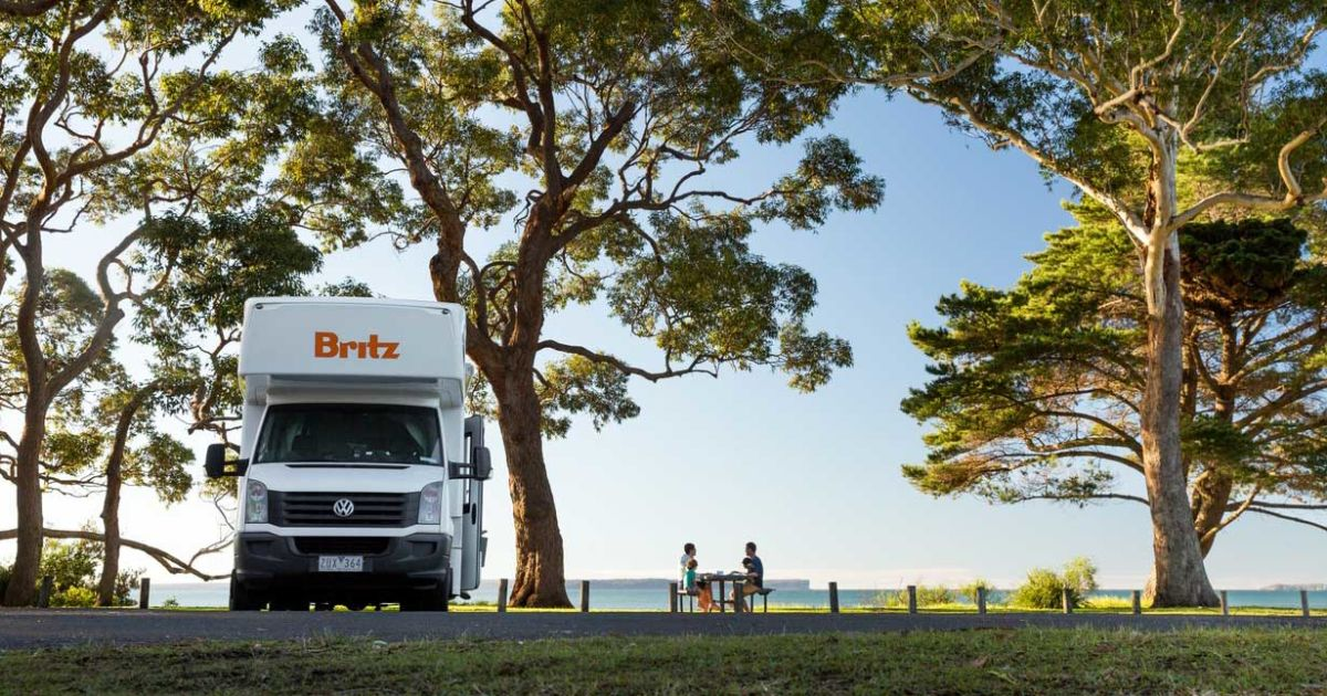 Awe Inspiring Everything You Need To Know About Renting A Campervan Britz Au Download Free Architecture Designs Scobabritishbridgeorg