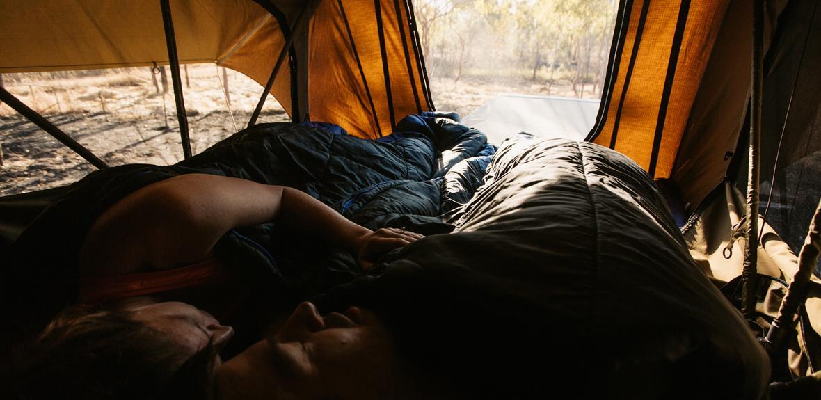 Australian Landcruiser Campervan Interior 1