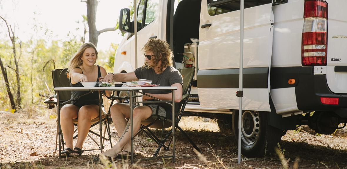 Australian Scout Campervan Exterior 3