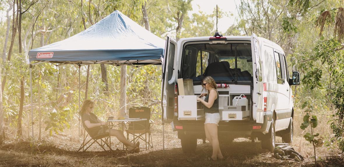 Australian Scout Campervan Exterior 2