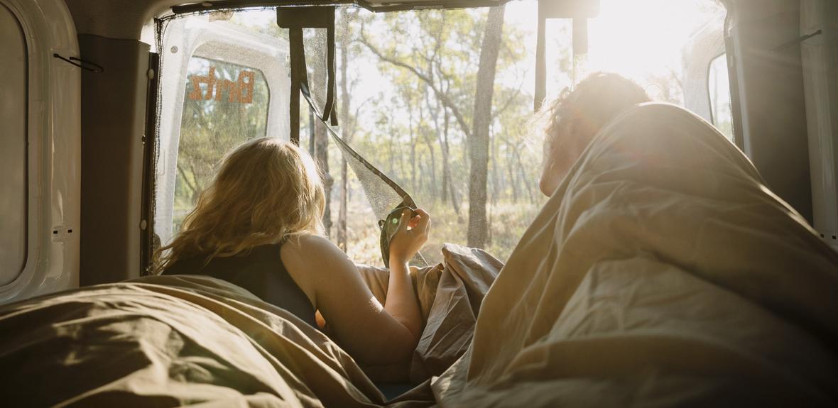 Australian Scout Campervan Interior 1
