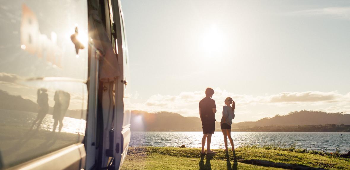 Australian Venturer Campervan Exterior 3