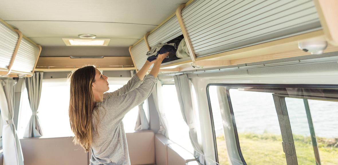 Australian Venturer Campervan Interior 5