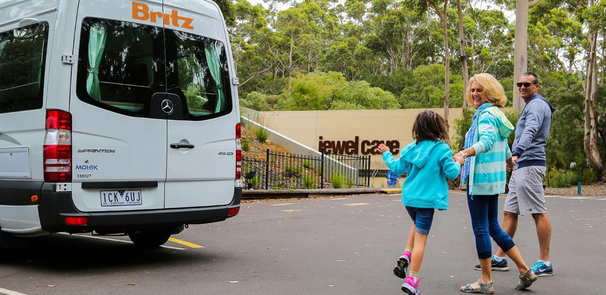 Australian Venturer Plus Campervan Exterior 1