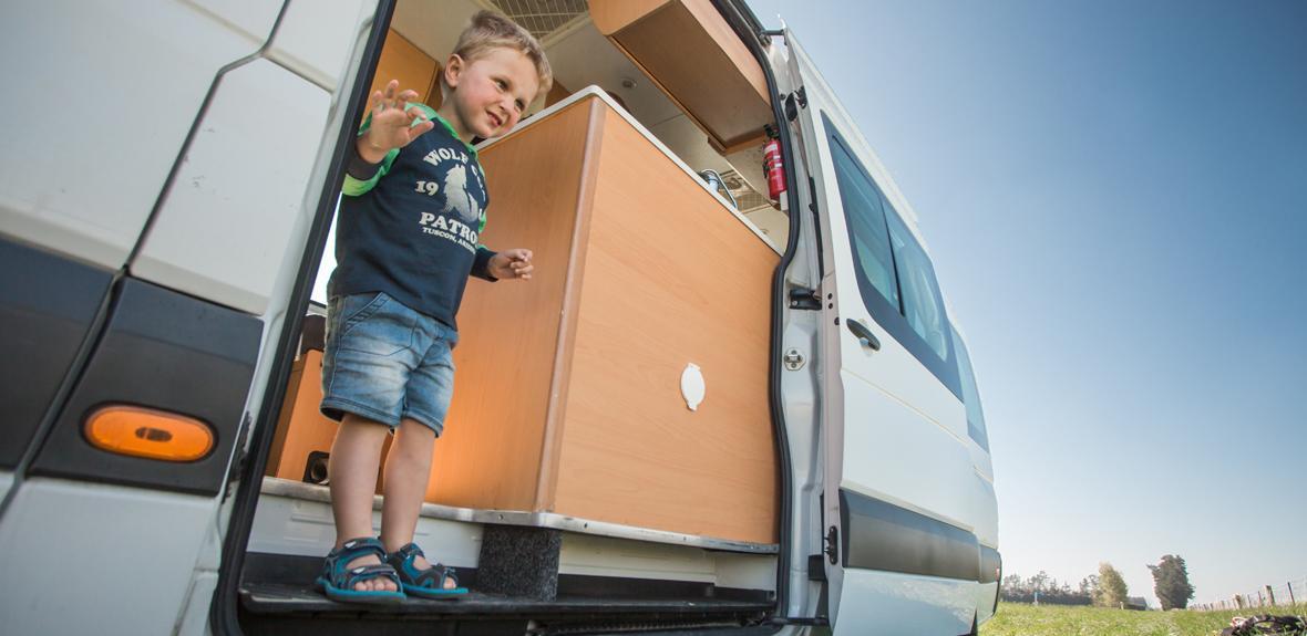 Australian Venturer Plus Campervan Exterior 3