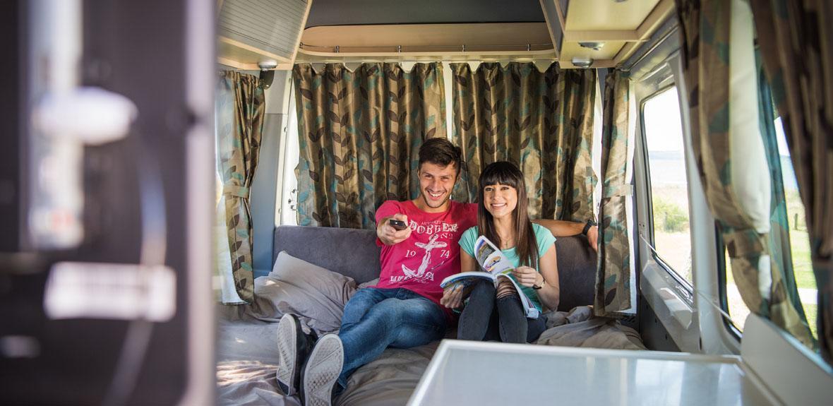 Australian Venturer Plus Campervan Interior 4