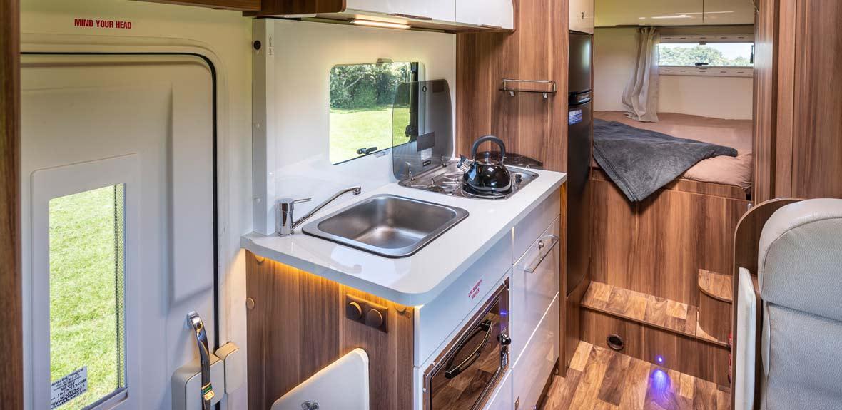 New-Britz-NZ-Encounter-Campervan-Interior-7