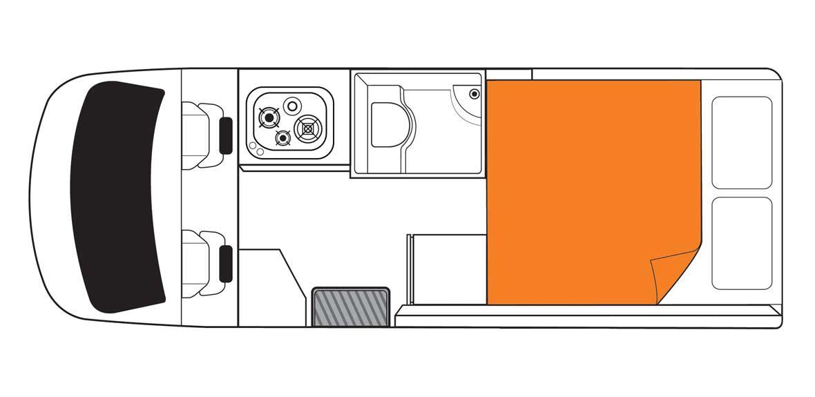 New-Britz-NZ-Venturer-Campervan-Floorplan-Night