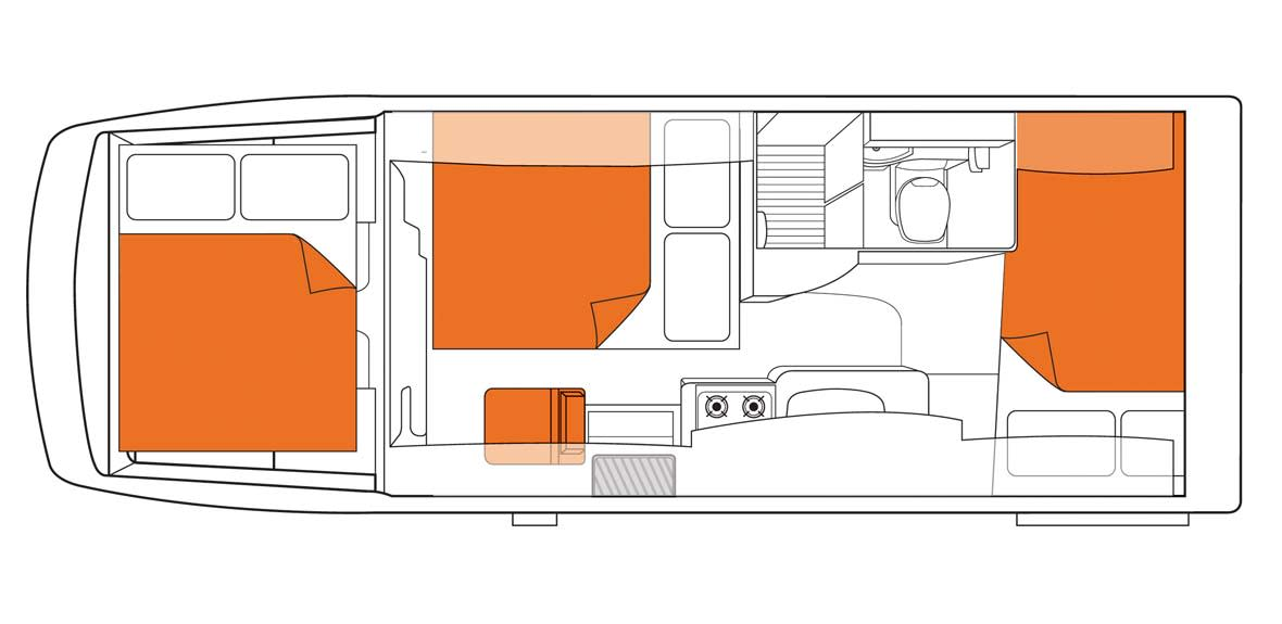 New-Britz-NZ-Frontier-Campervan-Floorplan-Night