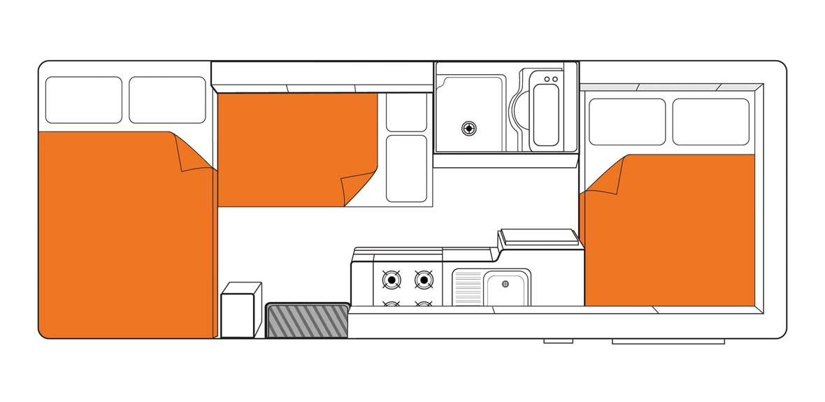 New-Britz-NZ-Vista-Campervan-Floorplan-Night