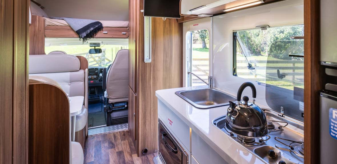 New-Britz-NZ-Encounter-Campervan-Interior-6