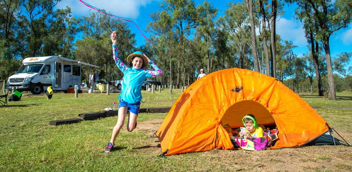 Australian Discovery Campervan Interior 3