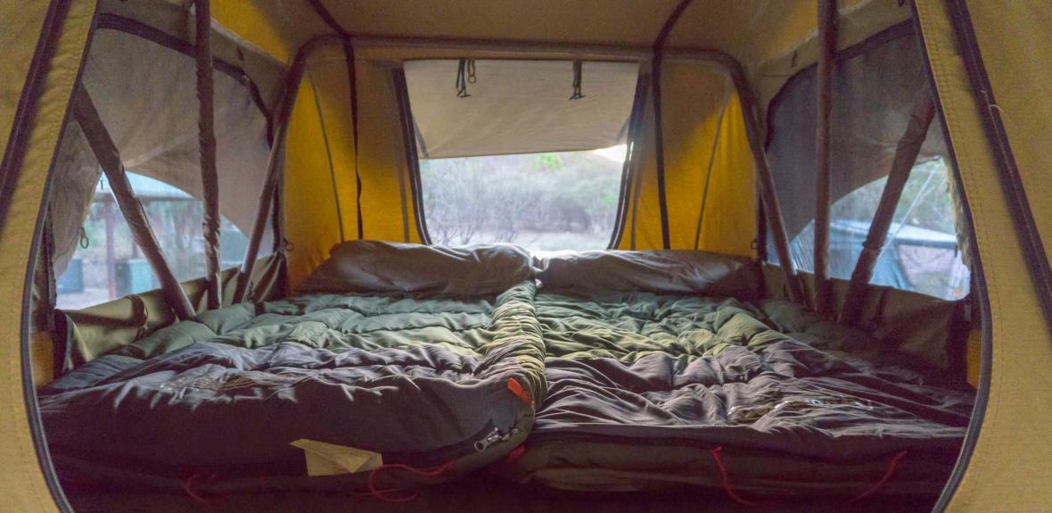 au-Britz-4wd-safari-landcruiser-tent-inside