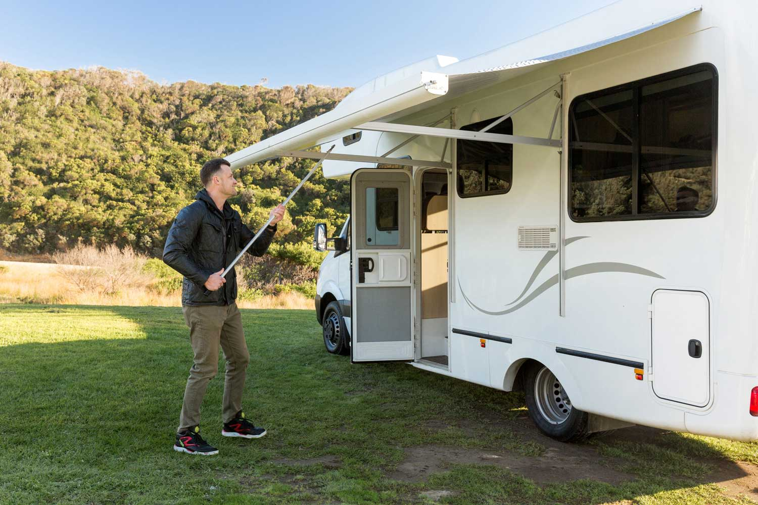 Five Must-Have Motorhome Accessories and Add-ons