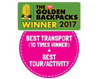 The Golden Backpacks Awards 2017
