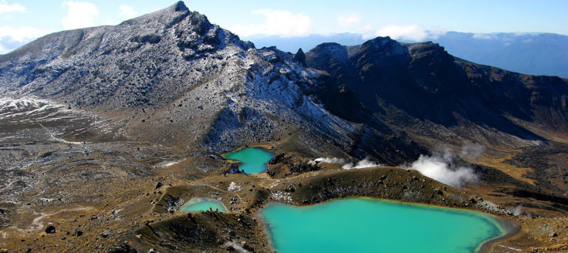 NEW ZEALAND'S BEST SCENIC WALKS