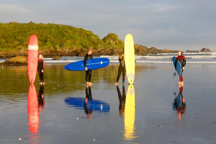 SUN, SEA & SURF: WELCOME TO WESTPORT