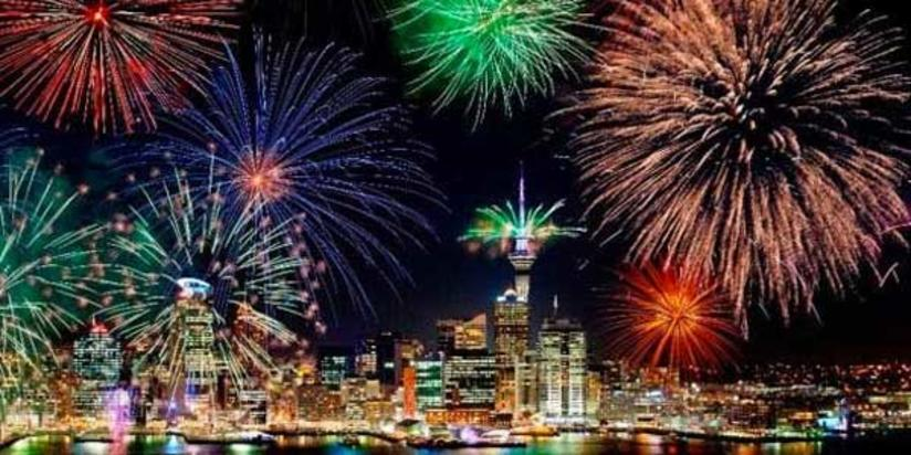 WHERE TO SPEND NEW YEAR'S EVE IN NEW ZEALAND