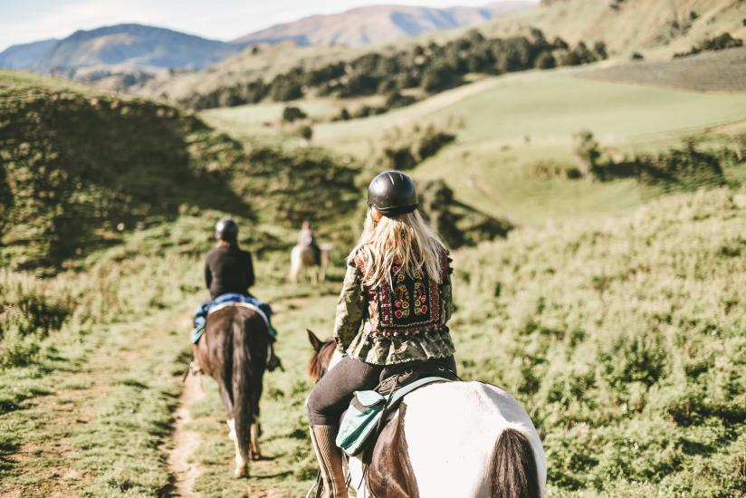 river valley horseriding