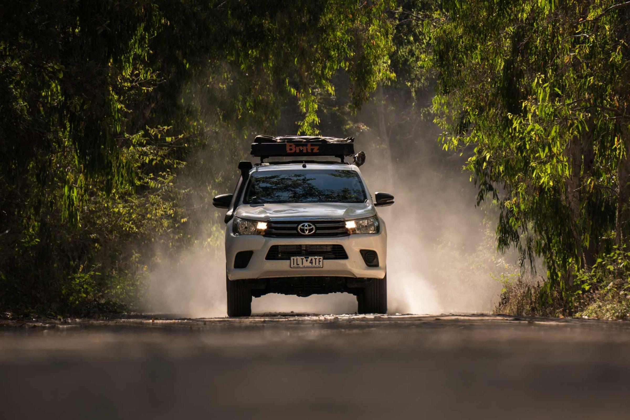 NT Road Trip Itinerary: Gibb River Road | Britz Campervans AU