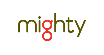 Mighy campers logo
