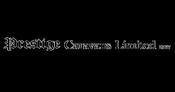 Prestige Caravans logo