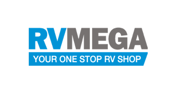 RV Mega logo