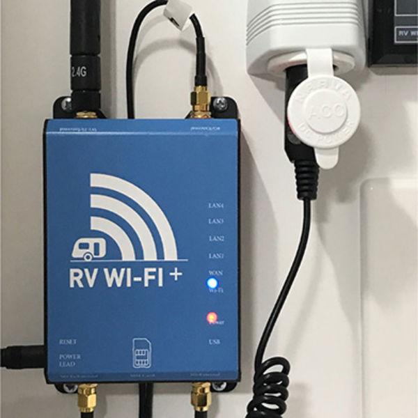 Motorhome Wifi