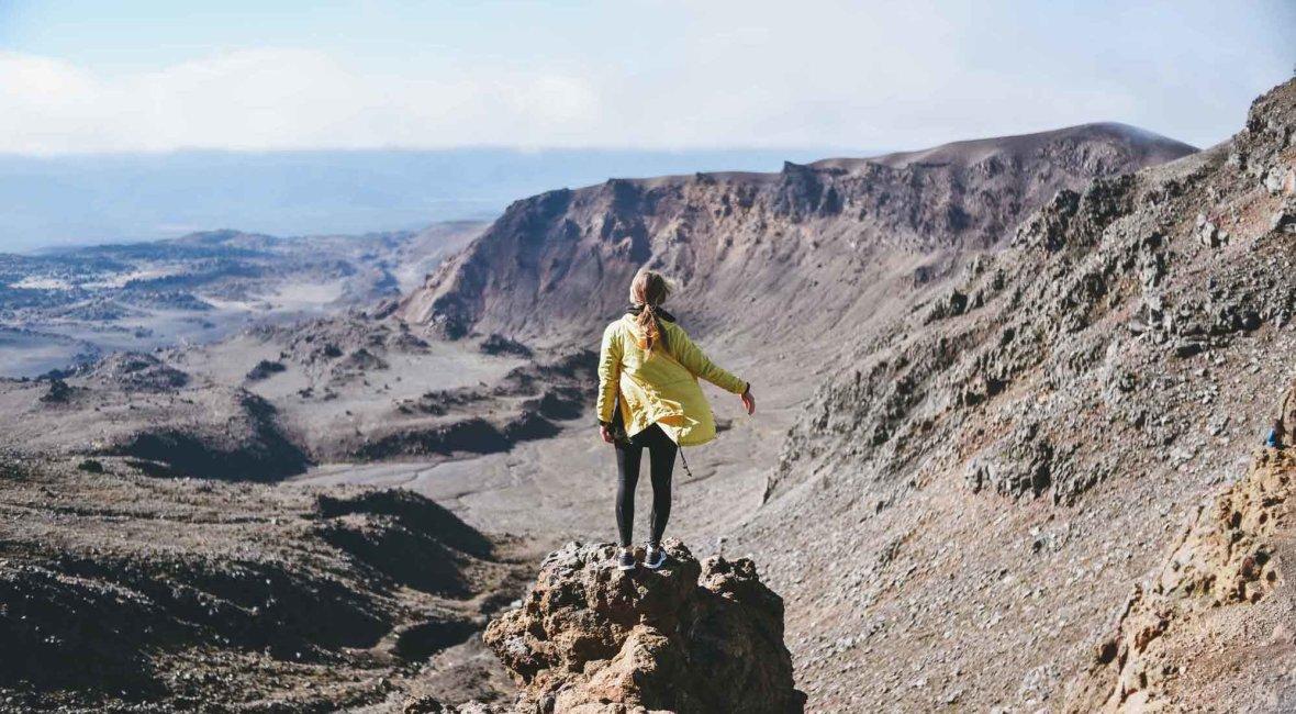 Mount Ngauruhgoe