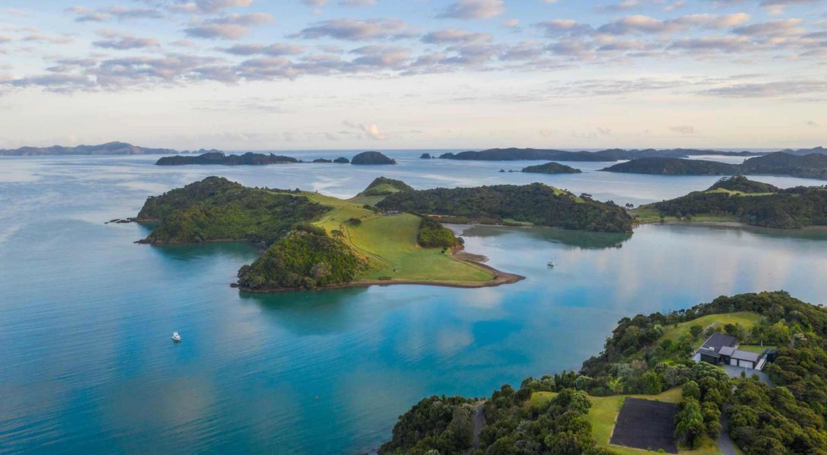 Paroa Bay Bay Of Islands