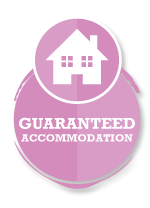 Guaranteed Accommodation