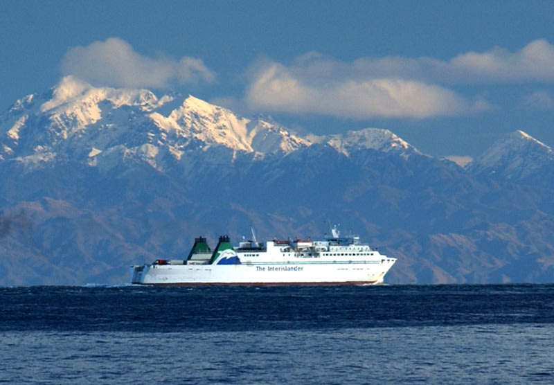 Interislander's Cook Strait Ferries
