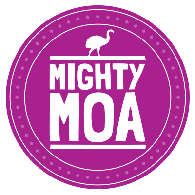 Mighty Moa Logo