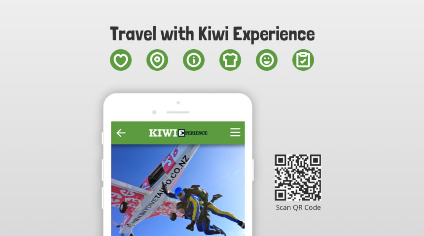 Download Kiwi Experience App