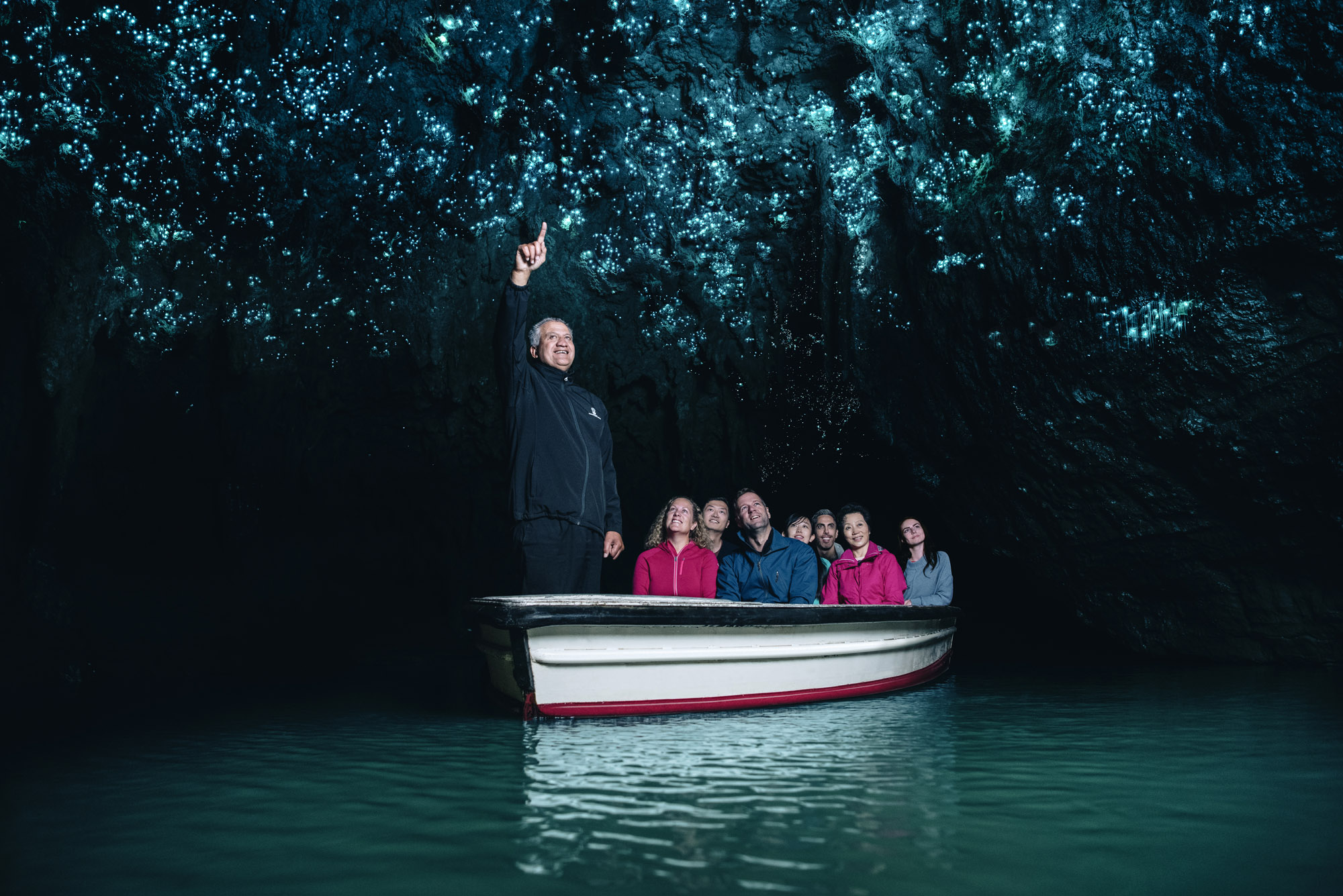 Waitomo Glowworm Caves & Tours NZ | Discover Waitomo