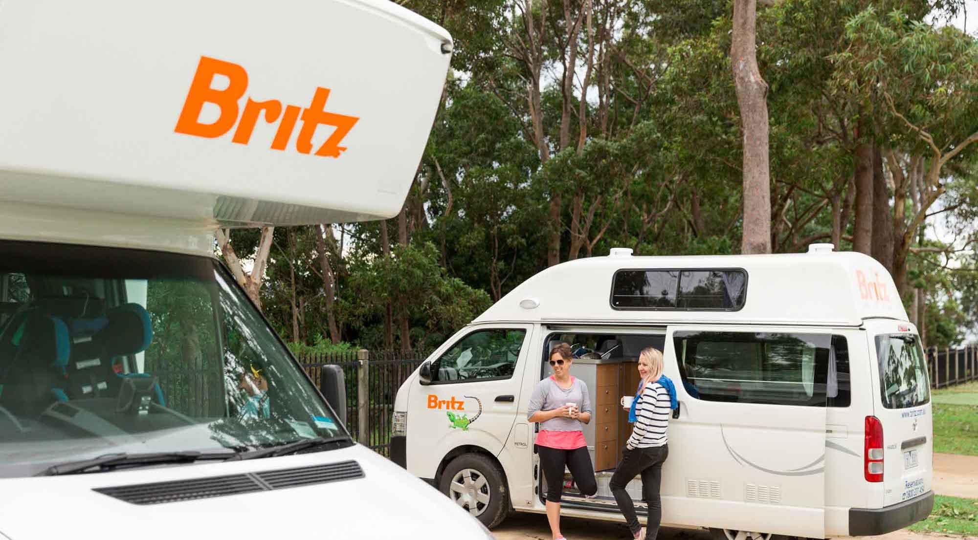 Ex Rental Campervans for Sale Australia, Used Campervans