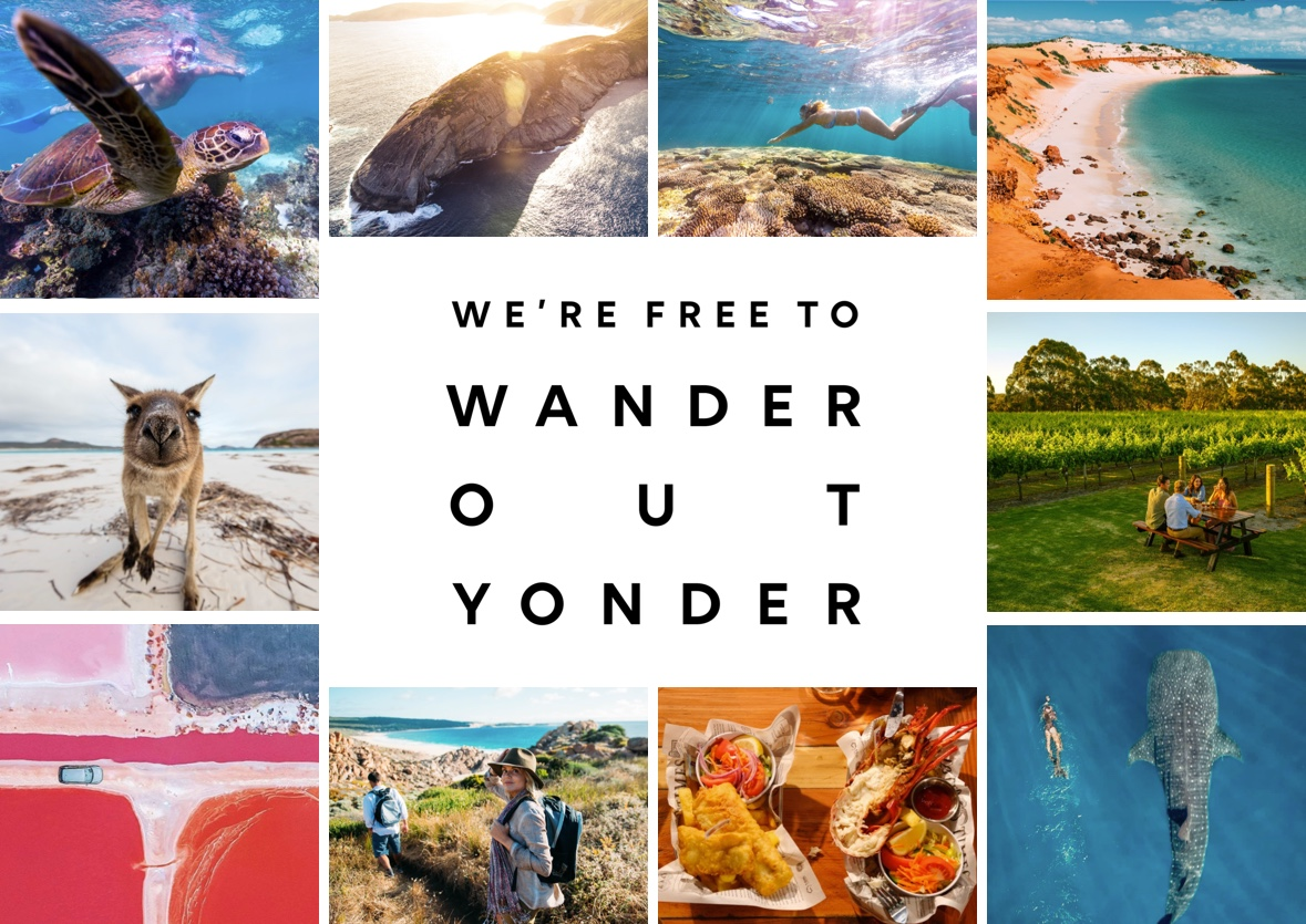 wonder out yonder