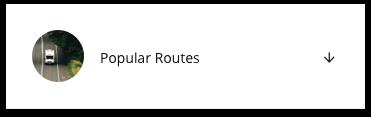 popular routes anchor