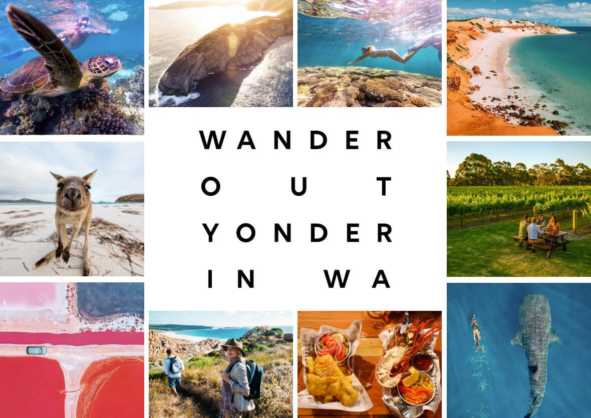 wonder out yonder