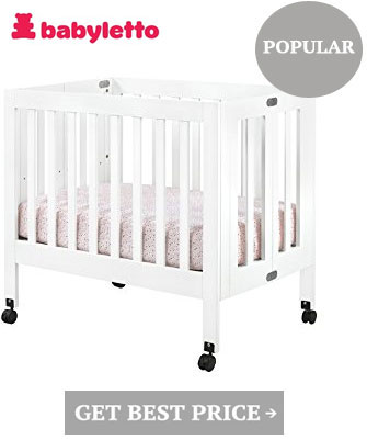 Top 5 Safest Mini Cribs For Small Spaces – ThinkBaby.org