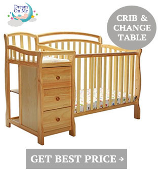 Available In 5 Colors. Great Value. Matching Change Table