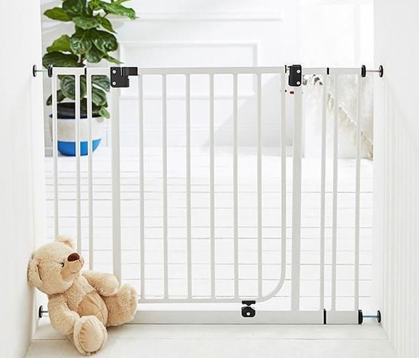 Is Your Baby Crawling Or Walking It S Time To Baby Gate Your Home