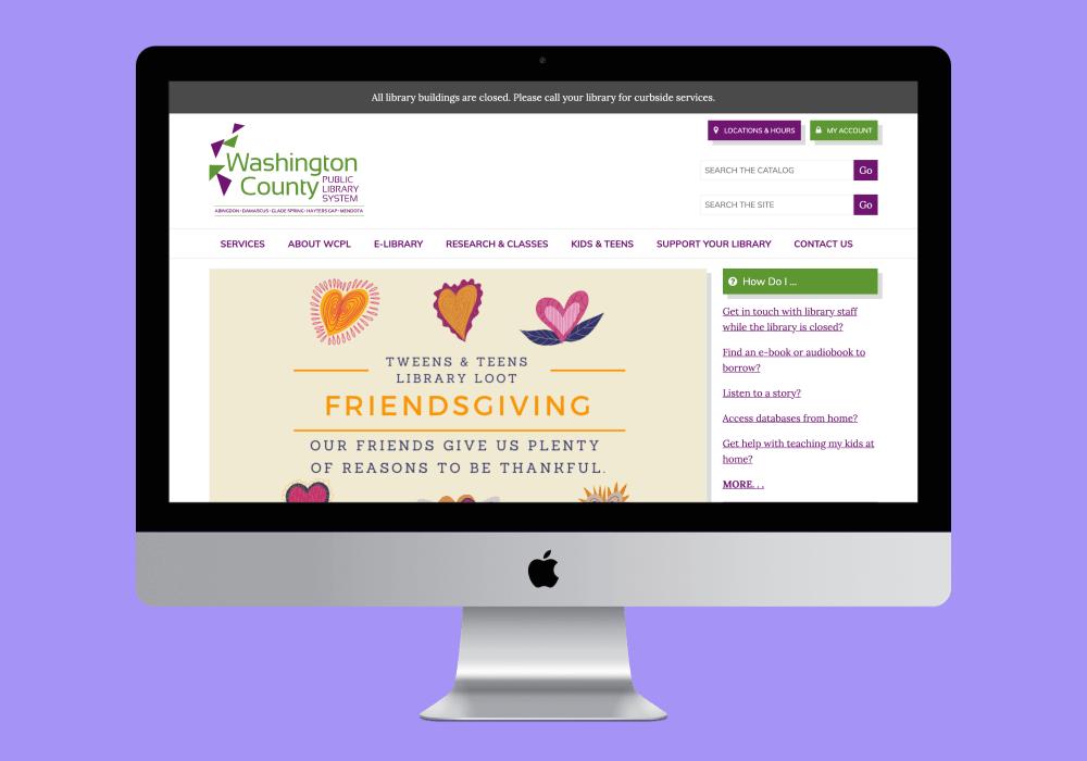 WCPL Homepage